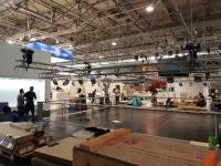 Bulding up the EFORT exhibition 2017