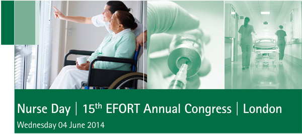 EFORT Congress Nurse Day 2014