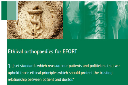 Ethical Orthopeadics for EFORT 2014