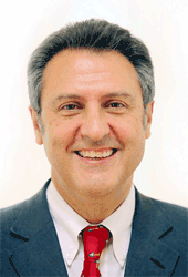Prof. Dr. Enric Cáceres - President EFORT 2015/16