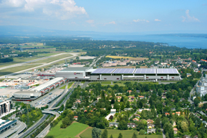 EFORT 2016 Annual Congress Venue: PALEXPO - Geneva's Exhibition and Congress Centre