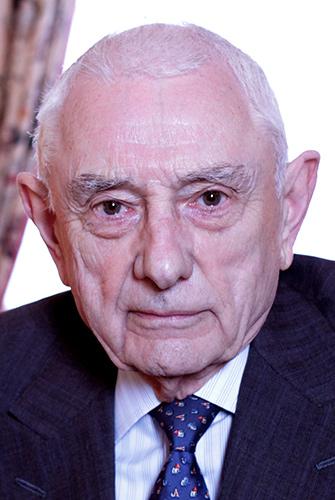 In Memoriam - Prof. Michael Freeman - EFORT Founding Father - 1931–2017